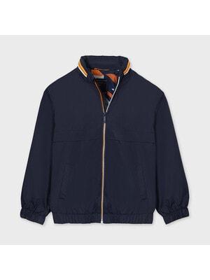 Куртка, з капюшоном, Темно-синій, Mayoral Іспанія, 21VL