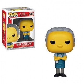 """ИГРУШКА Фигурка, Виниловая Funko POP! """"The Simpsons"""" Мо, FUNKO США"""