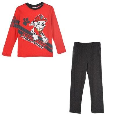 Піжама, серія Disney   PAW PATROL Джемпер + сірі штани, Червоний, Sun City Франція, 21OZ