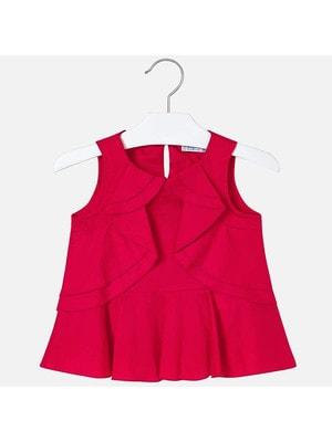Блуза, Червоний, Mayoral Іспанія, 19VL