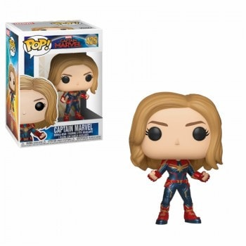 "ІГРАШКА Фігурка, Вінілова Funko POP! ""Capitan Marvel""   Капітан Марвел, FUNKO США"