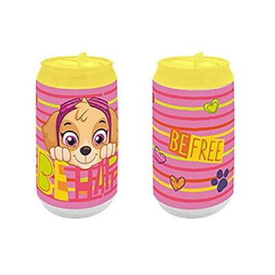 """Термічна пляшка (жовта кришка)  """"PAW PATROL """", 300мл, Рожевий, Disney Польща"""