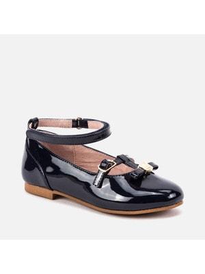 Туфлі, лаковані, Темно-синій, Mayoral Іспанія, 20OZ