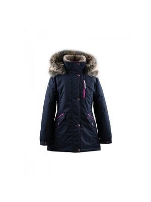 Куртка, Парка (малинова смуга) ANGEL, Темно-синій, Lenne Естонія, 20OZ