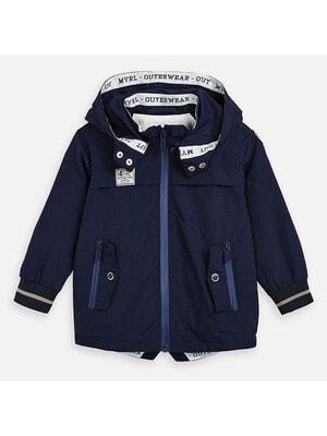 Куртка, з капюшоном, Темно-синій, Mayoral Іспанія, 20VL