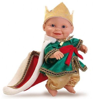 Іграшка Лялька Пупс, Гаспар в норічному одязі 22см, Paola Reina Іспанія