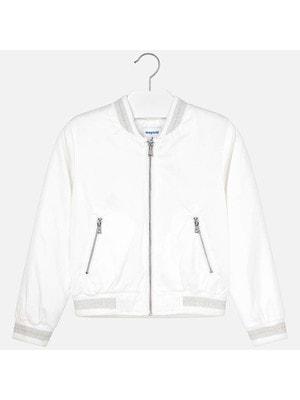 Куртка, Білий, Mayoral Іспанія, 19VL