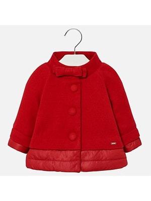 Пальто, Червоний, Mayoral Іспанія, 19OZ