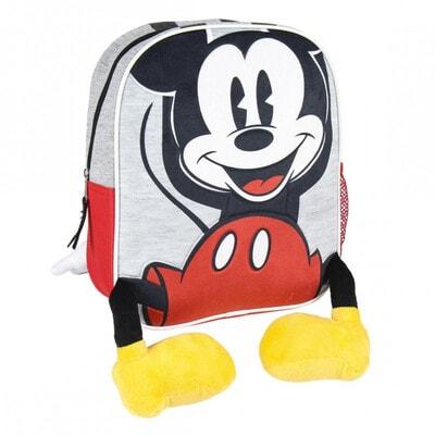 Рюкзак Mickey (30х25х10) Cerda, Красный, Disney Испания, 21OZ