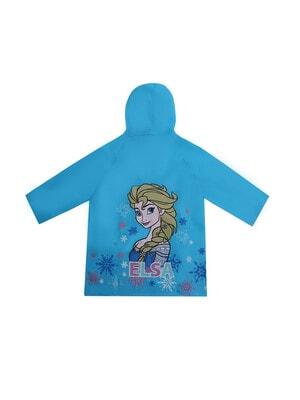 Куртка, Дощовик з капюшоном  FROZEN, Блакитний, Disney Польща, 21OZ