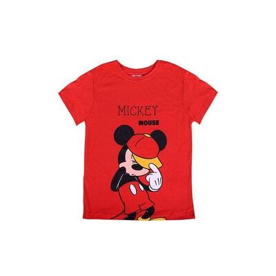 Футболка, сер. Mickey Mouse, Червоний, Disney Польща, 21OZ