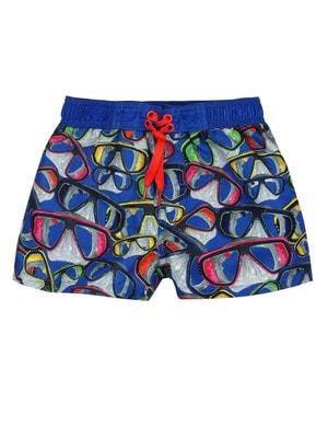 Купальный Шорты (очки), Синий, BOBOLI Испания, 19VL
