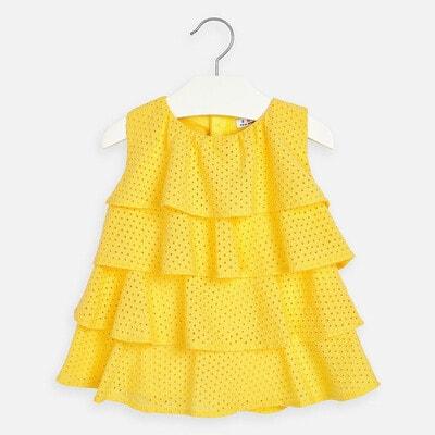 Блуза, Жовтий, Mayoral Іспанія, 20VL