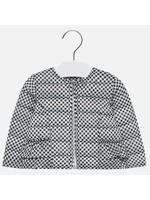 Куртка, в ромбик, Чорний, Mayoral Іспанія, 19VL