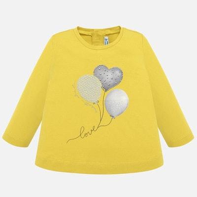 Джемпер, (повітряні кульки), Жовтий, Mayoral Іспанія, 20OZ