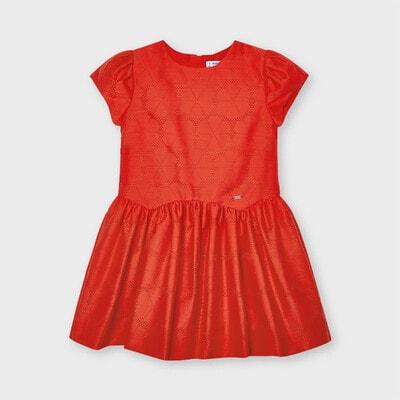 Сукня, Червоний, Mayoral Іспанія, 21VL